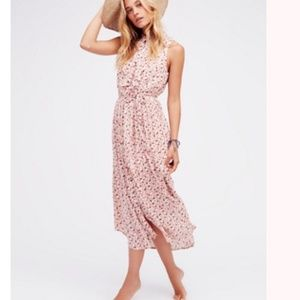 Free People Now That I've Found You Dress XS